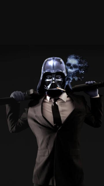 iphone-Star-Wars-Darth-Vader-Smoking-HD-Wallpaper