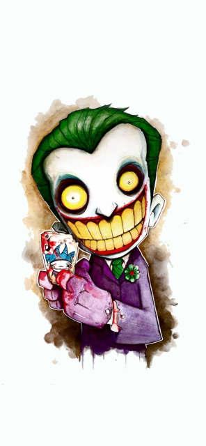 joker-cartoon-iphone-x-wallpapers-4k-artwork