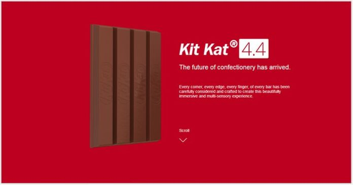 kitkat- Single Page Examples