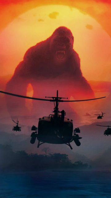 kong_skull_island-Iphone-X-movie-4k