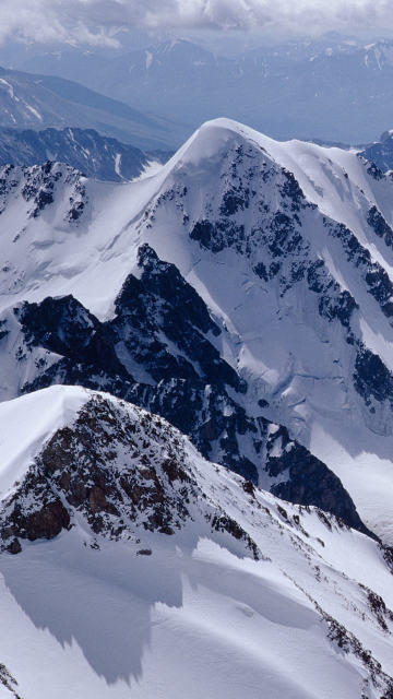 mountain Snow HD Wallpapers Iphone