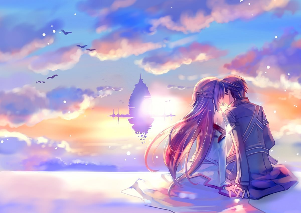 24 Beautiful Anime Wallpapers In High Resolution Templatefor