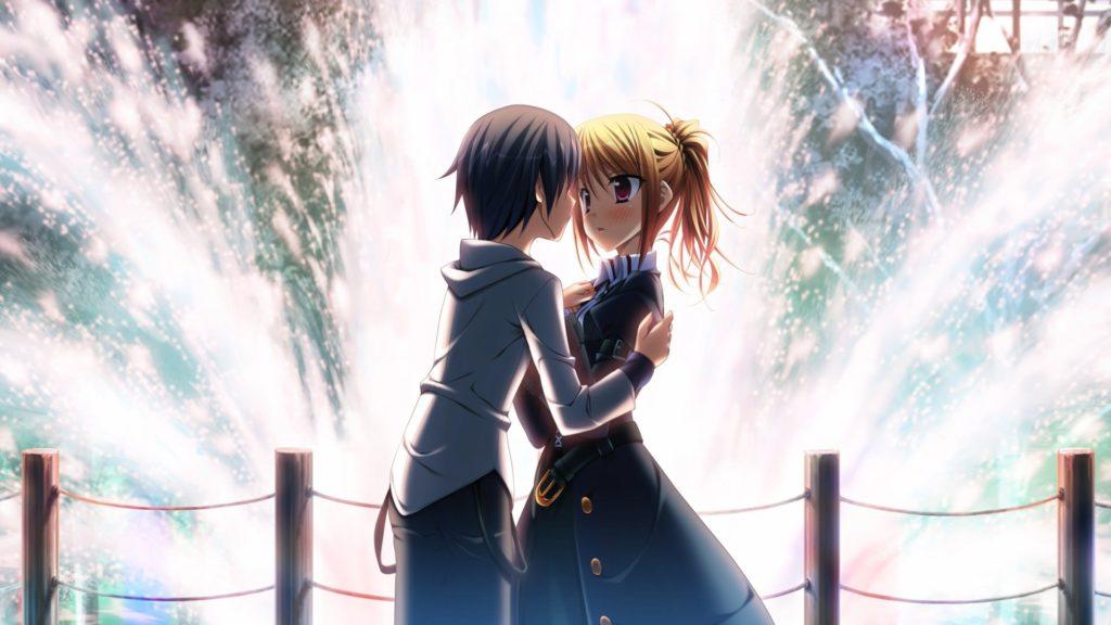 1920×1080-Anime Couple Wallpaper