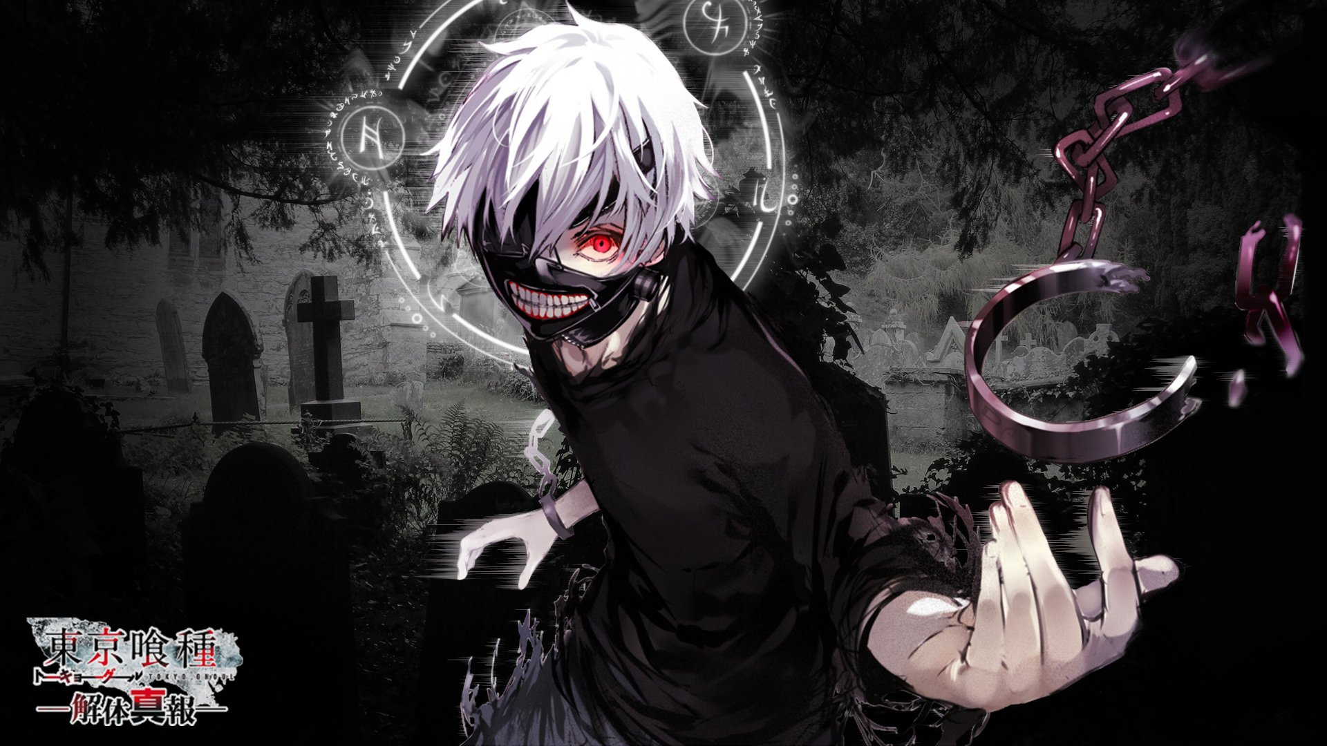 Dark Anime Wallpaper