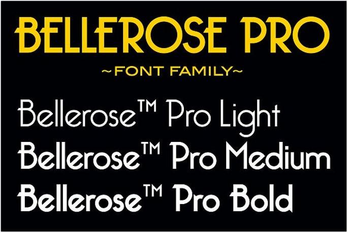 Bellerose Pro