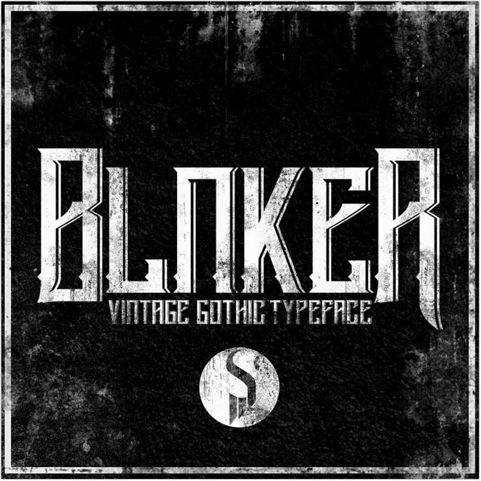 Blnker Font