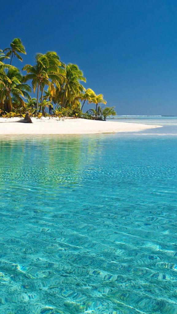Blue sea summer