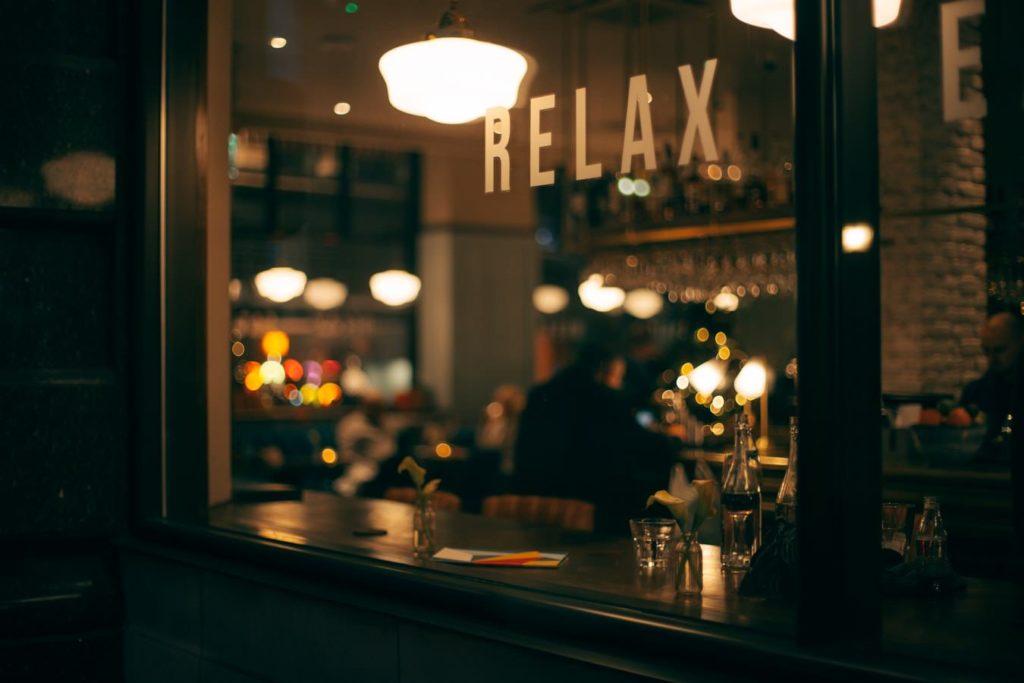 Blur Relax