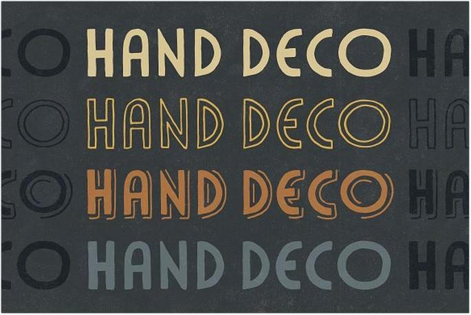 HandDeco 4