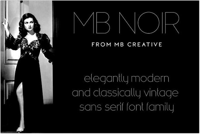 MB Noir