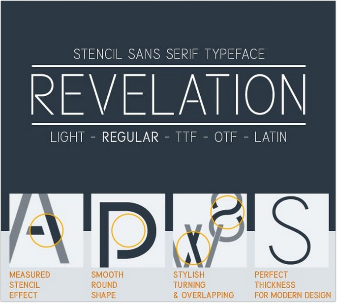 Revelation Font