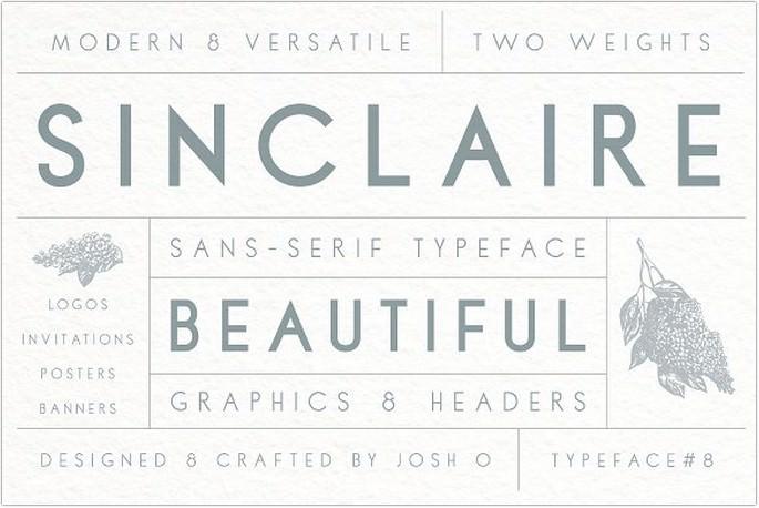A Classic Sans Serif