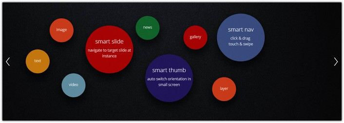 XProSlider - Responsive jQuery Slider, Carousel and Gallery