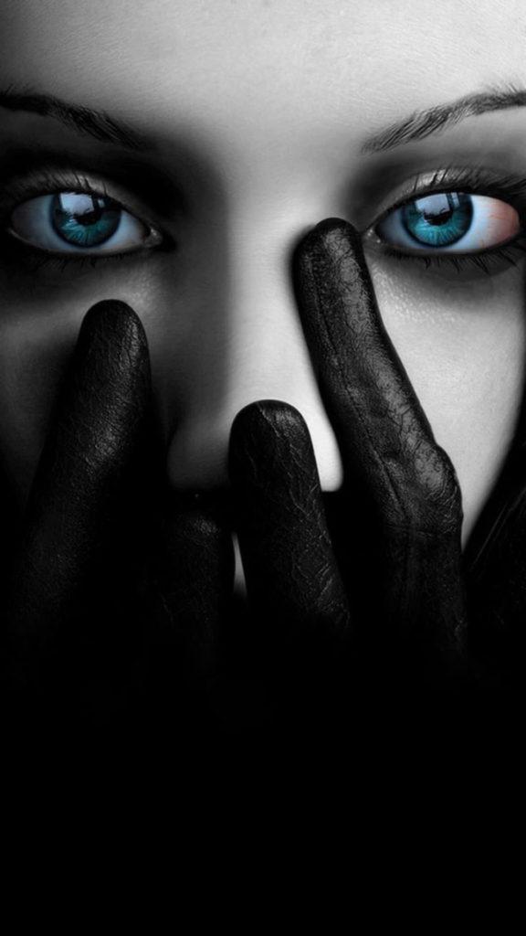 mysterious-eyes