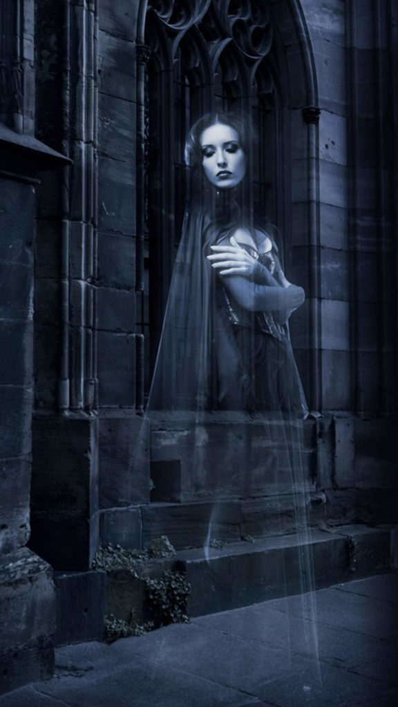 mysterious-girl-transperent-iPhone