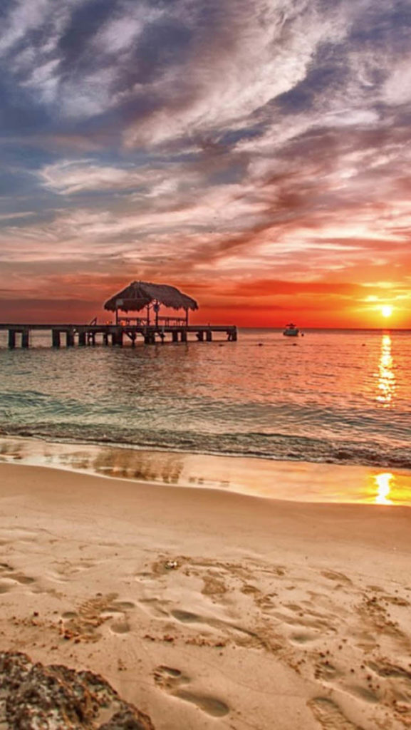 summer sunset Iphone