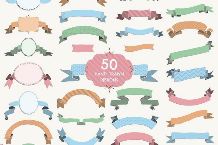 50 Ribbons