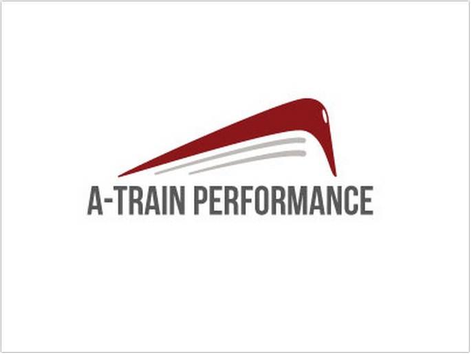 A-Train Logo Design