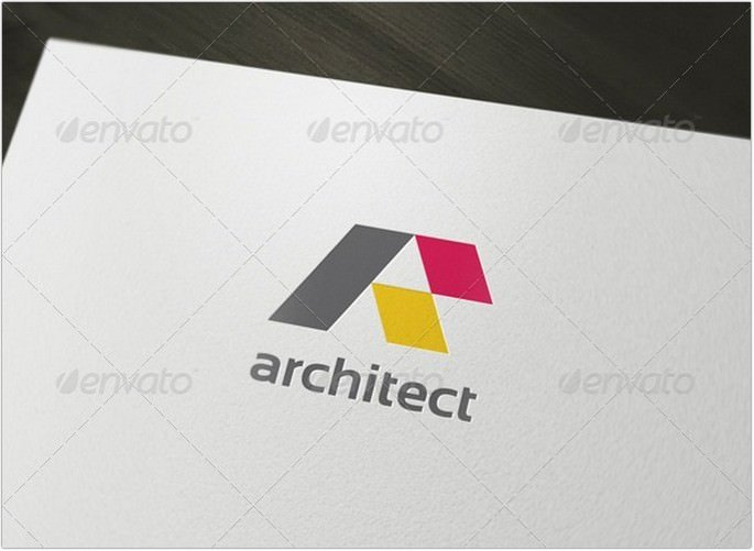 Architecture Abstract Logo
