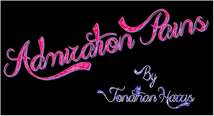 Cursive Admiration Pains Font