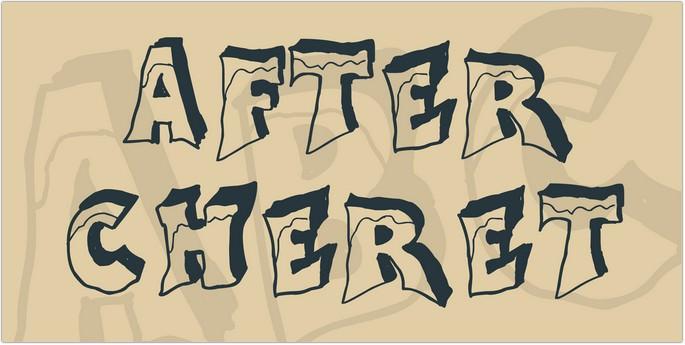 After Cheret Font