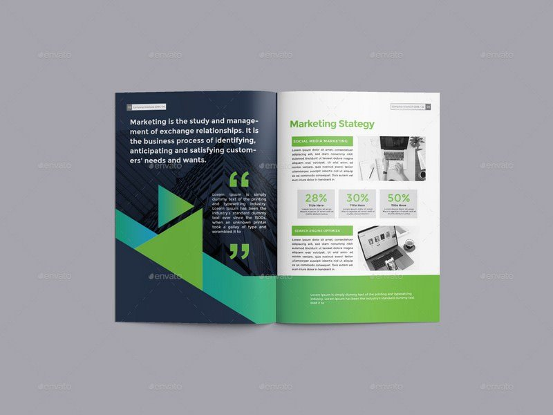 Annual Report Bundle