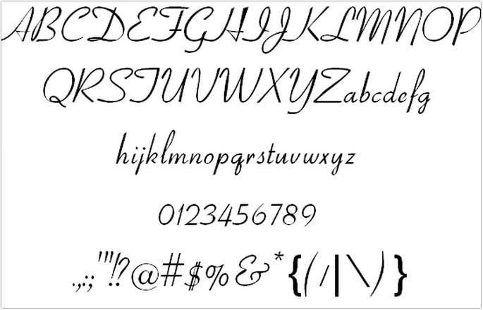 Aspire Font