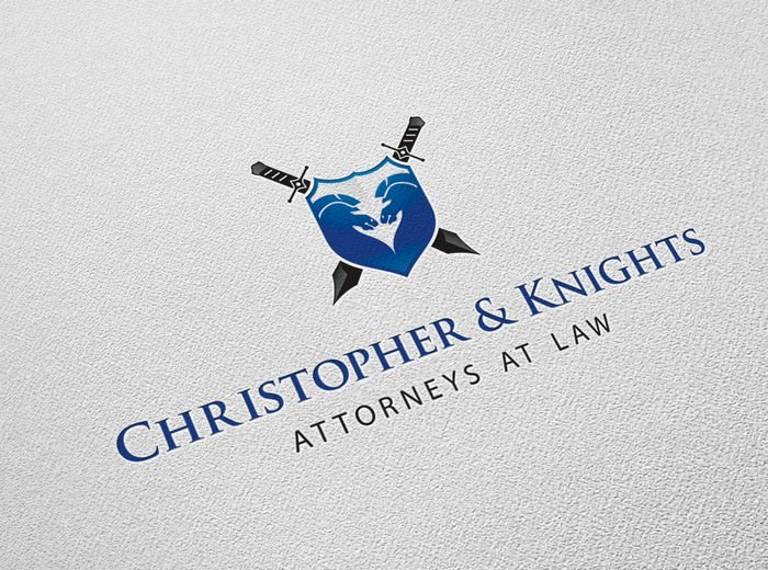 Attorney Attoreney at Law Logo Template