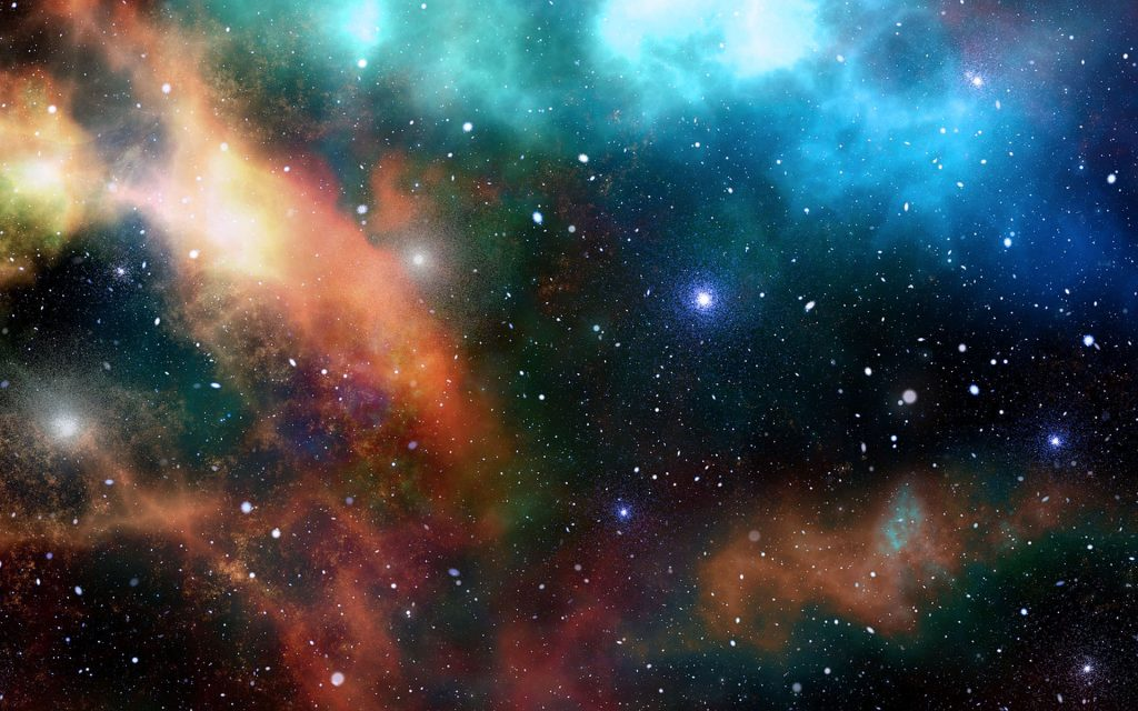 Beautiful HD Galaxy Wallpaper 1920 × 1200