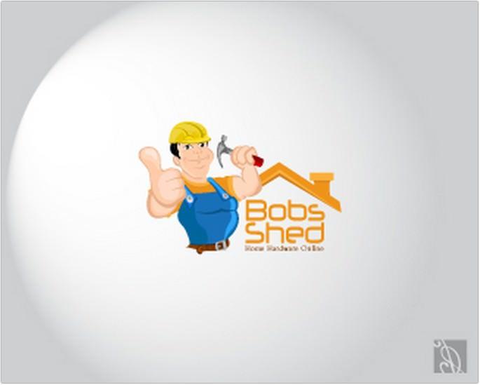 Bobs Shed Logo