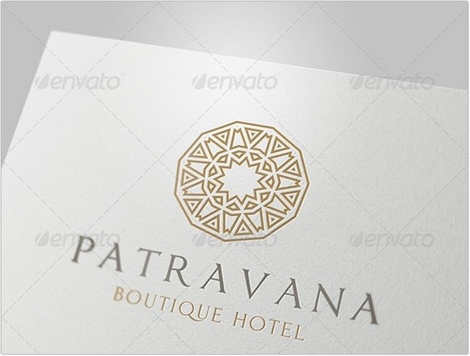 Boutique Hotel Logo # 2