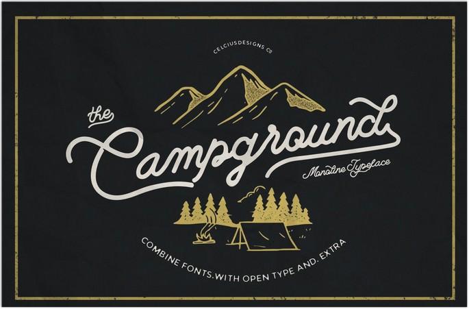 CAMPGROUND SCRIPT