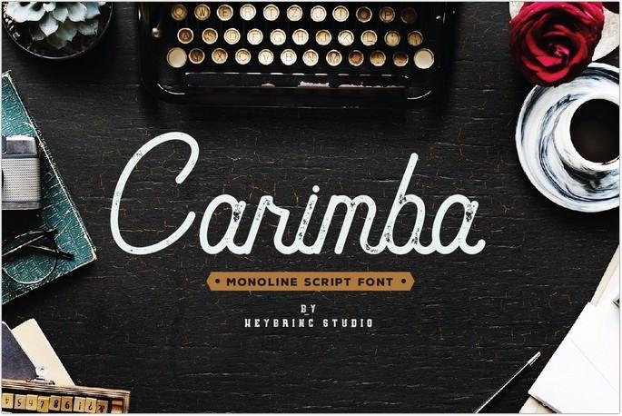 CARIMBA SCRIPT