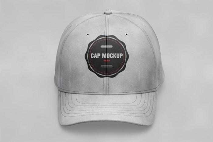 Cap Mockup PSD