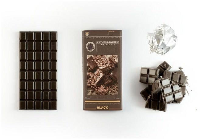 Chocolate Bar Packaging Mockup 2