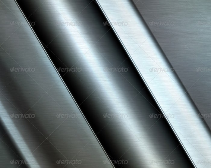 Chrome & Metal Textures