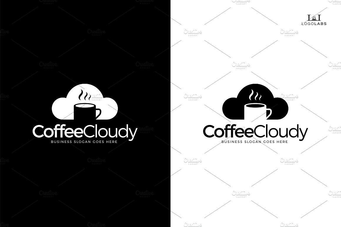 Coffee Cloudy Logo