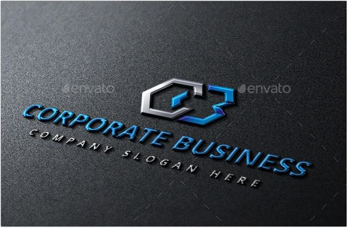 Corporate Business # 2 Logo
