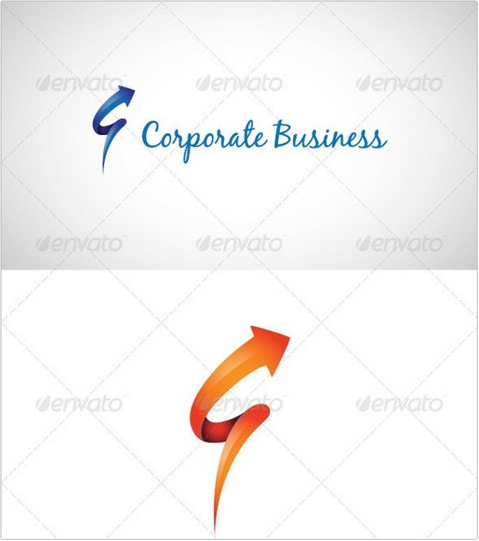 Logo Corporate Business