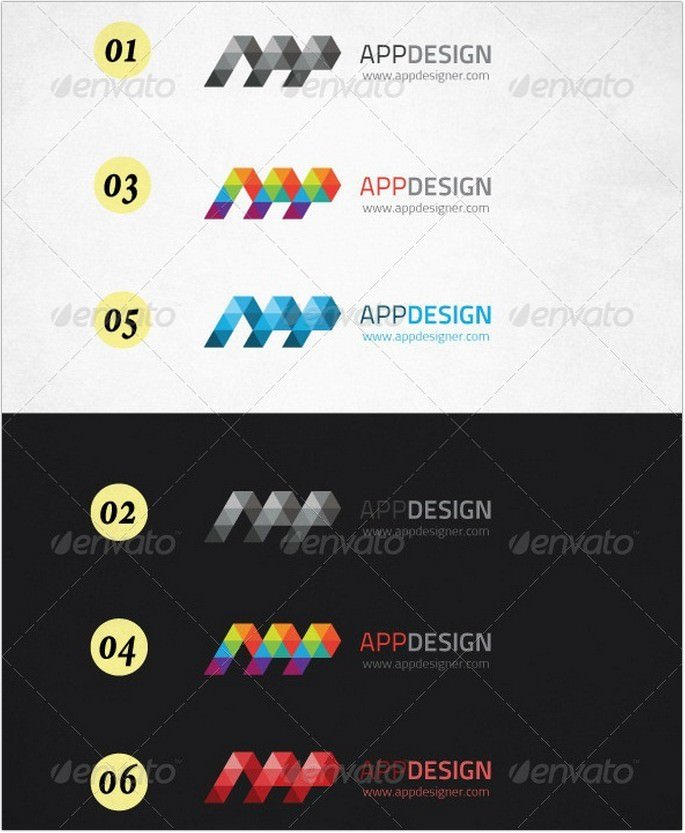 Corporate App Design Logo