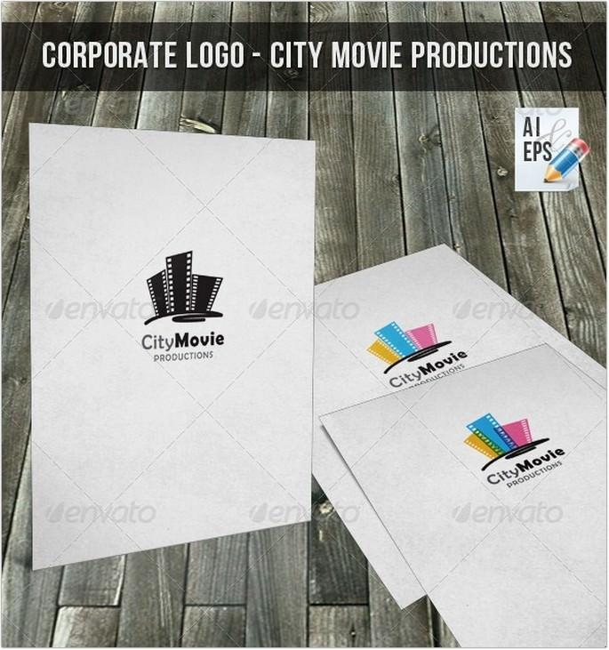 City Movie Productions Logo