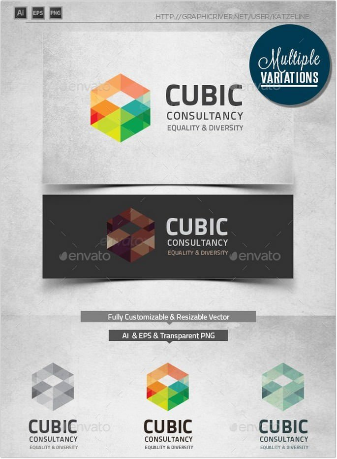 Cubic Corporate Logo
