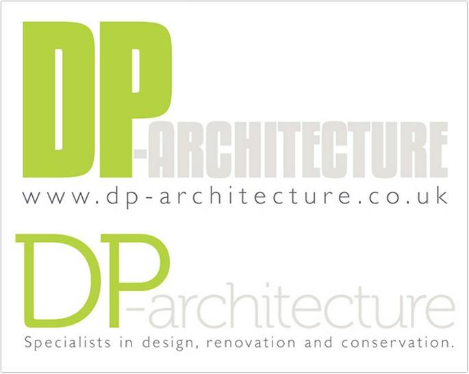 DP-Architecture logo design