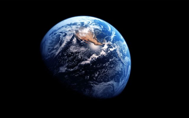 Desktop Earth Globe HD-1920×1200