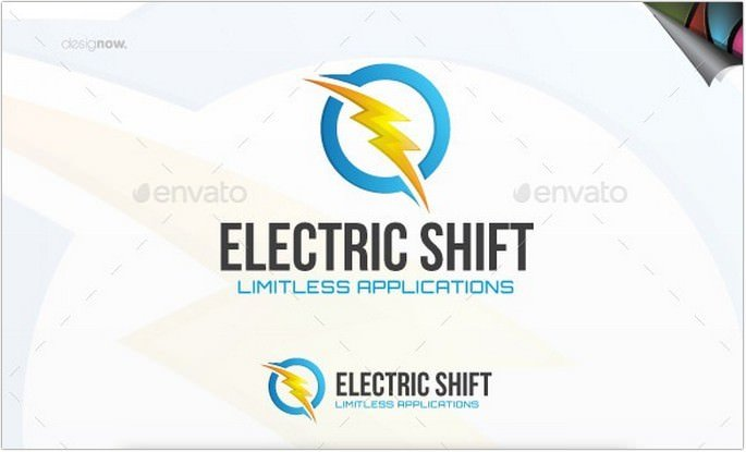 Electric Shift Logo
