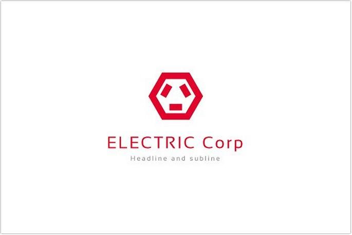 Electric corp logo