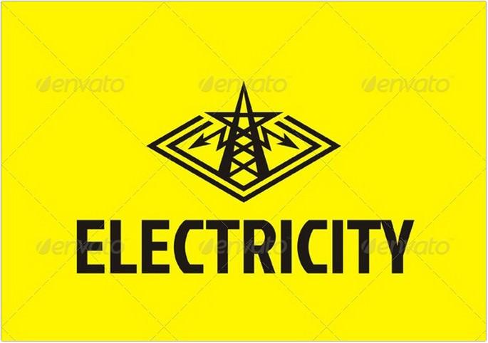 Electricity Logo Design
