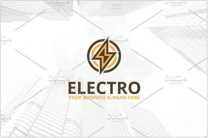 Electro Logo design