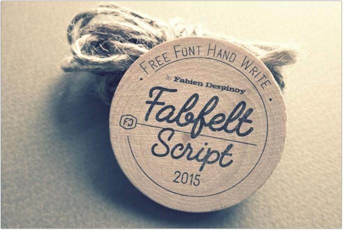 Fabfelt Font