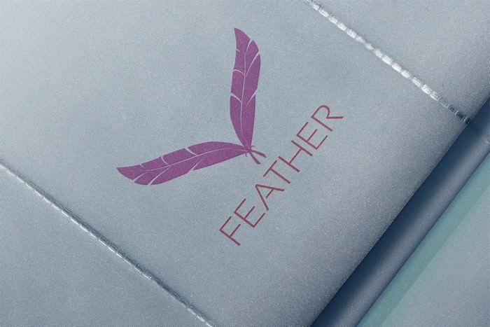 Feather Logo AI